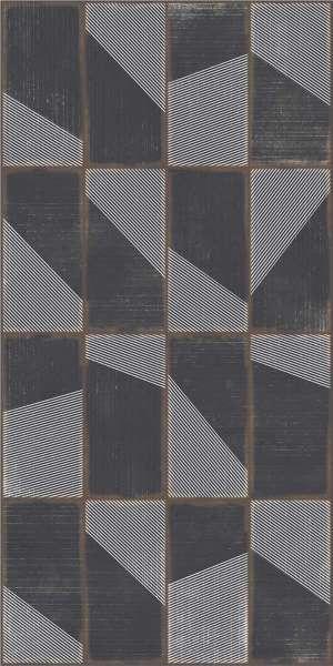 - 600 x 1200 mm (24 x 48 pulgadas) - grunge-black-decor